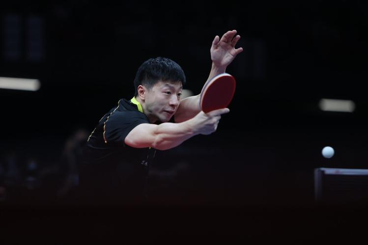 Fangen wir mit den Titelverteidigern an! China schickt natürlich den amtierenden Weltmeister und Olympiasieger Ma Long ins Rennen (©ITTF)