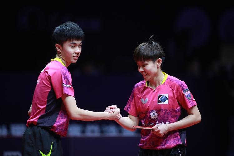 Die Weltrangliste im Mixed führen jedoch andere an: Lin Yun-Ju und Cheng I-Ching aus Taiwan sind ein eingespieltes Duo und konnten zum Beispiel das diesjährige Star-Contender-Turnier in Doha gewinnen (©ITTF)