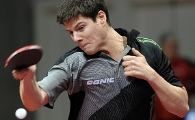 Euro-Asia All Star Series mit Dimitrij Ovtcharov in Minsk