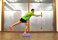 Athletiktraining: Verbessern Sie Ihr Gleichgewicht!