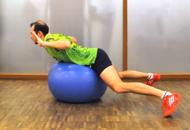 Athletiktipp: Kräftiger Rumpf für bessere Leistungen