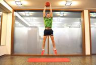 Athletiktraining: Mit Medizinball zu mehr Schnellkraft