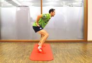Athletiktraining: Hohe Schnellkraft im ganzen Spiel