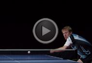 Video-Trainingstipp: Das Umspringen der Rückhand