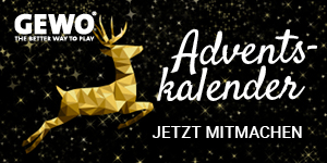 GEWO - Adventskalender