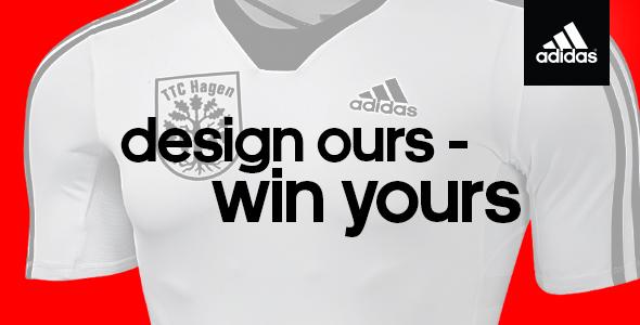 adidas design wettbewerb trikot